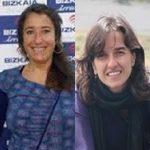 Olatz Dañobeitia Ceballos y Irantzu Mendia Azkue